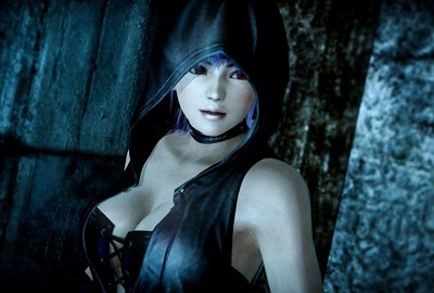 《零:濡鸦之巫女》隐藏角色绫音截图