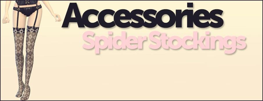 模拟人生4蜘蛛性感丝袜MOD