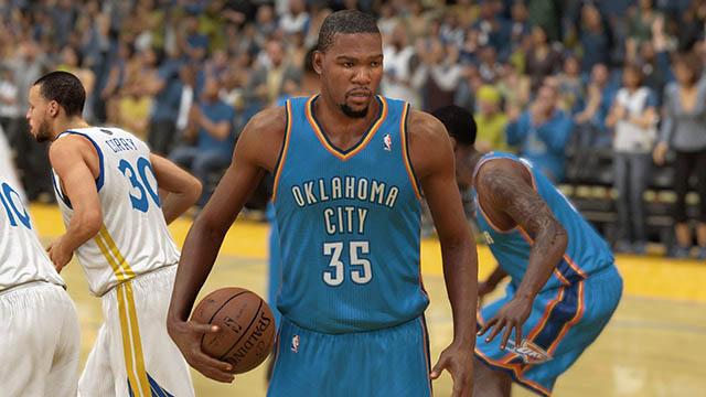NBA 2K15截图2