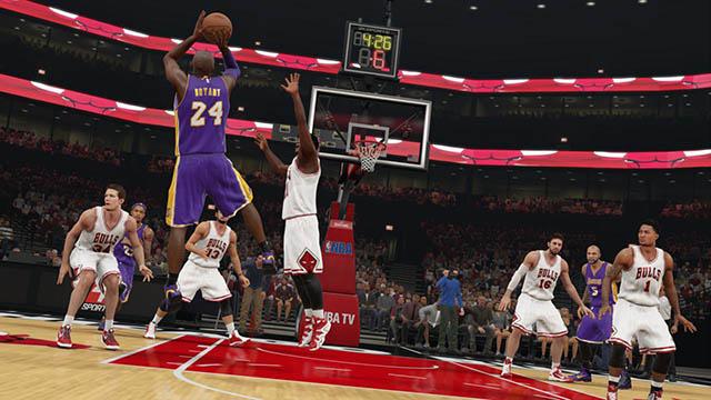 NBA 2K15官方中文版截图4