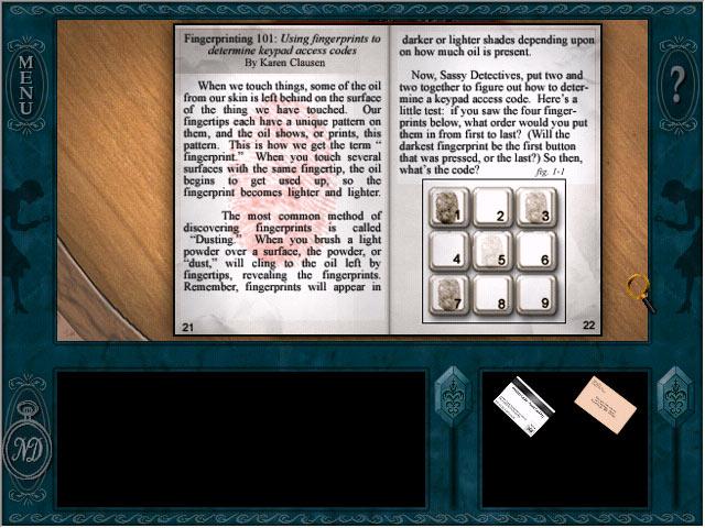 南希朱尔4:皇城宝藏截图0