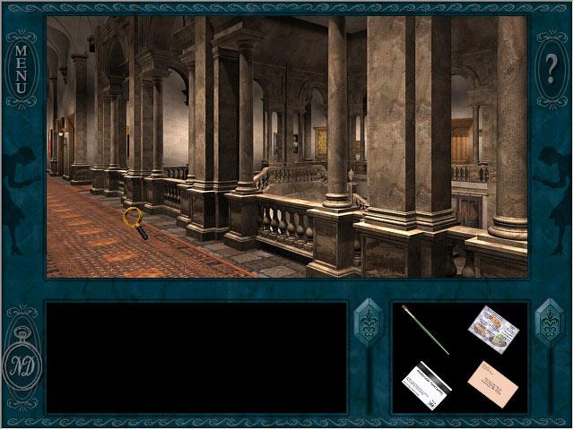 南希朱尔4:皇城宝藏截图1