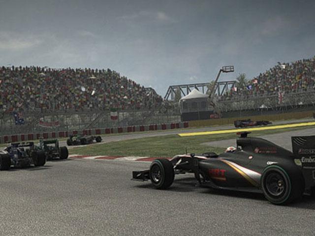 F1黑白方格旗截图0