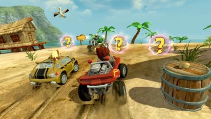 沙滩赛车竞速v1.1截图4