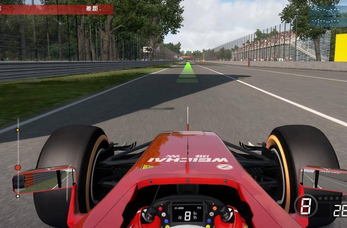 F1 2014真实V6涡轮增压引擎声音MOD