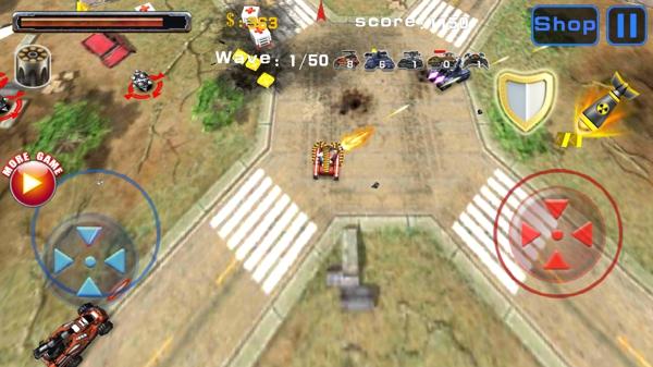 坦克大乱斗v1.0截图2
