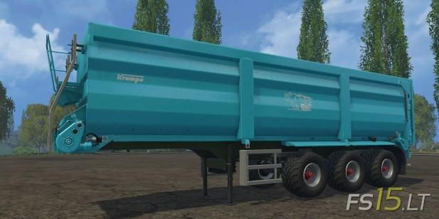 模拟农场15卡车货柜MOD