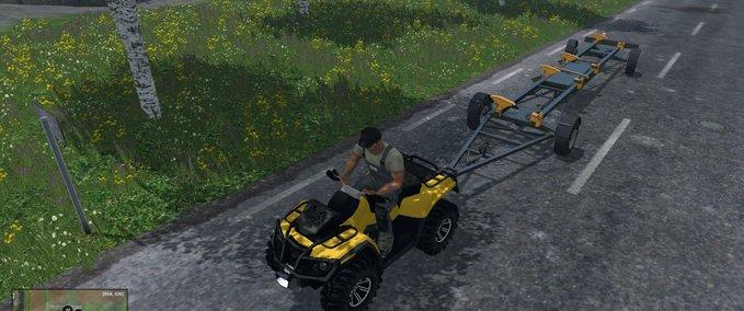 模拟农场15越野车MOD
