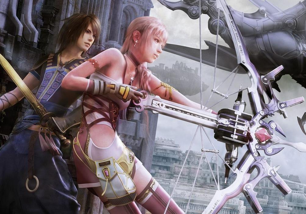 最终幻想13-2官方繁体中文补丁