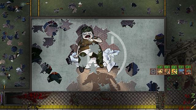 像素解谜:亡灵截图1