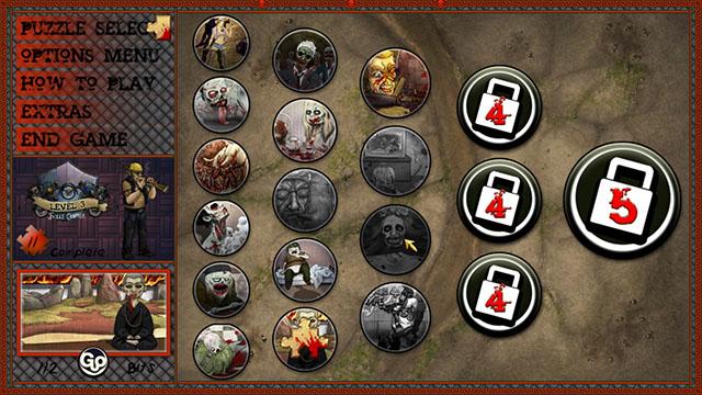 像素解谜:亡灵截图2