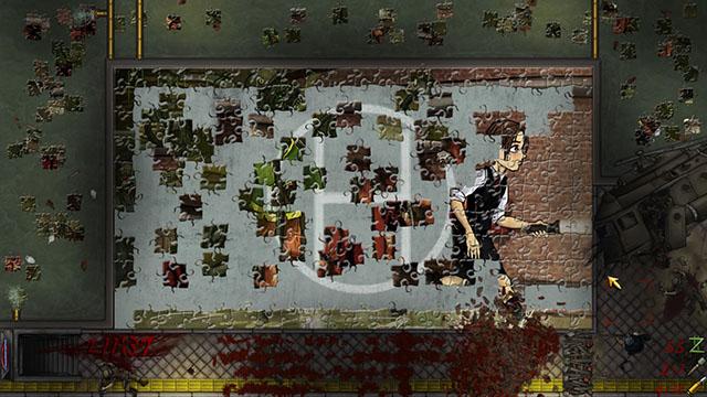 像素解谜:亡灵截图3