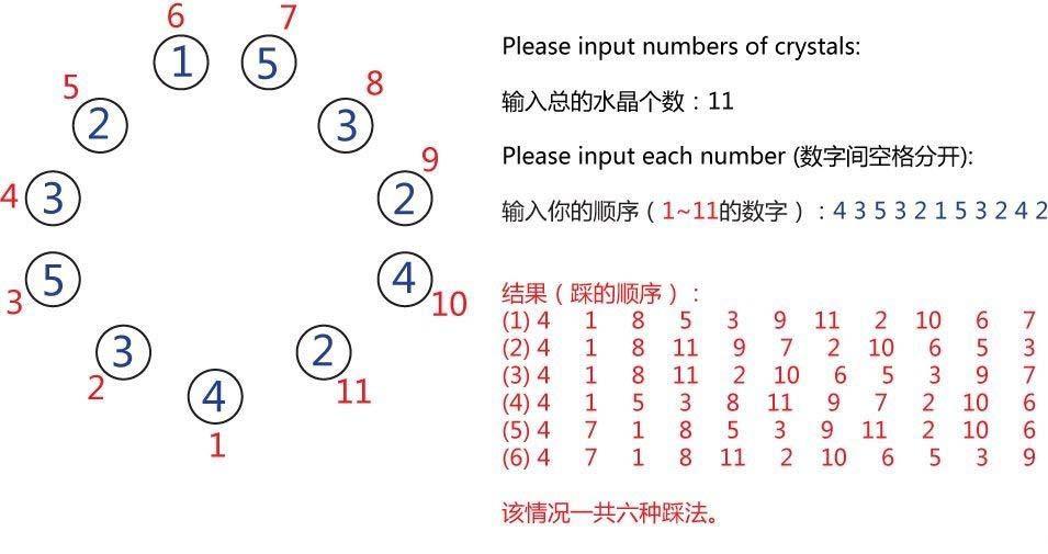 最终幻想13-2时钟谜题计算工具
