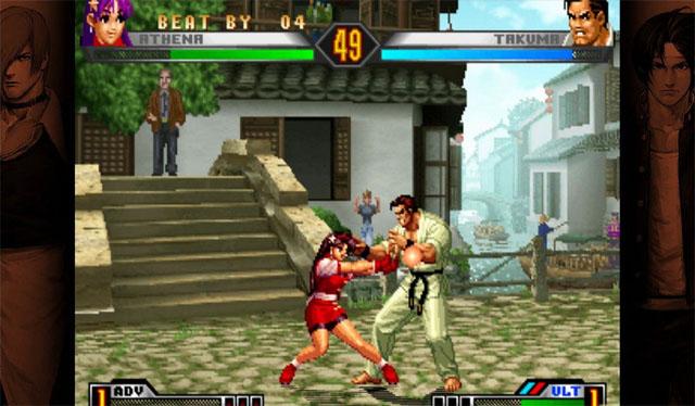 拳皇98:终极之战最终版截图0