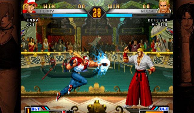 拳皇98:终极之战最终版截图1