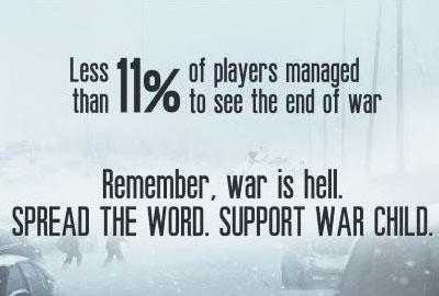 《这是我的战争》发售两天即收回成本