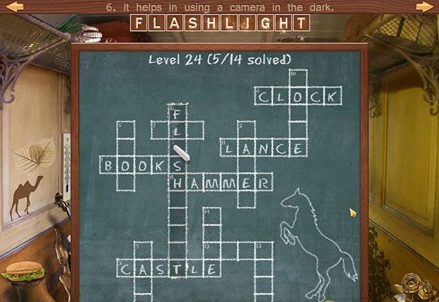 填字解谜游戏2截图0