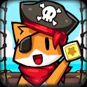 无敌萌萌海盗小猫
