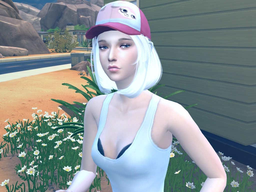 模拟人生4青春少女mod