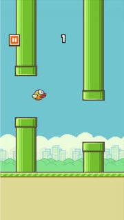 flappy bird电脑版_截图1