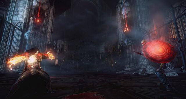 恶魔城:暗影之王2中文破解版截图5