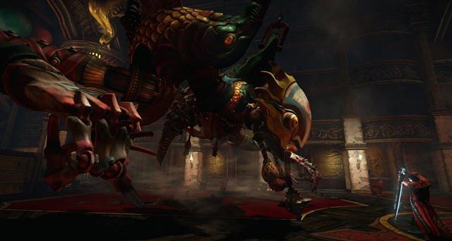 恶魔城:暗影之王2中文破解版截图3