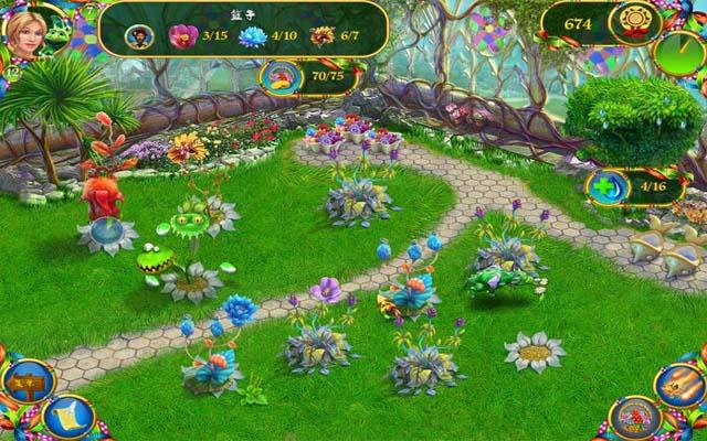 魔法农场2之仙境中文汉化版截图0