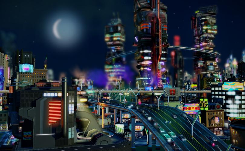 模拟城市5城市快乐度增加MOD