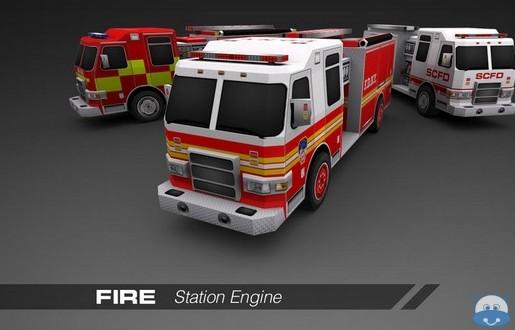 模拟城市5消防车MOD