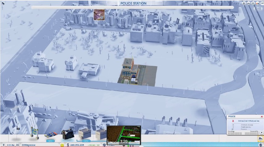 模拟城市5局部无人机MOD