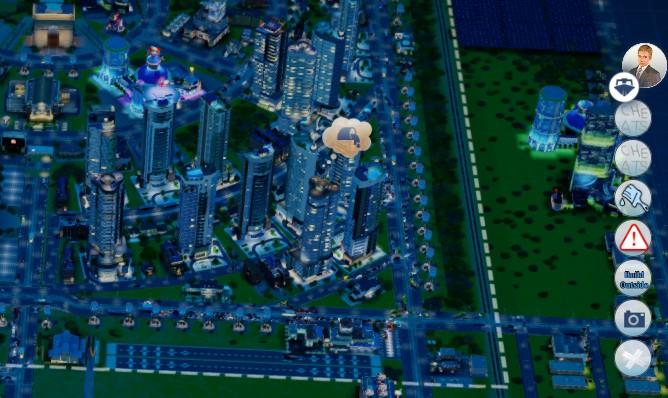 模拟城市5区域外可建设MOD