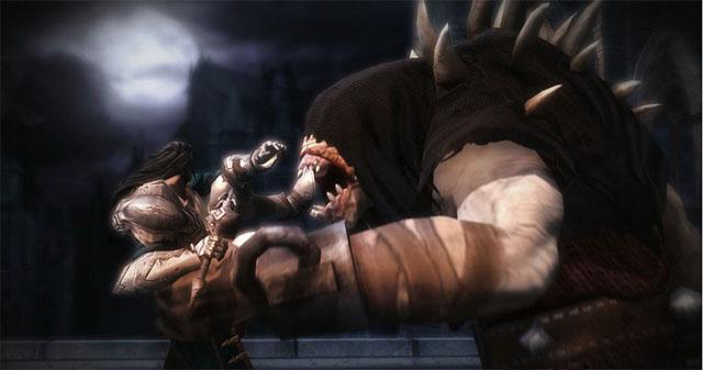恶魔城:暗影之王-宿命镜面中文汉化版截图1