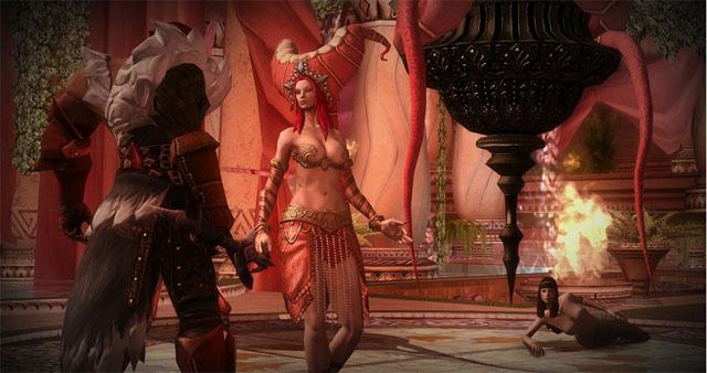 恶魔城:暗影之王-宿命镜面中文汉化版截图3
