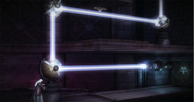 恶魔城:暗影之王-宿命镜面中文汉化版截图4