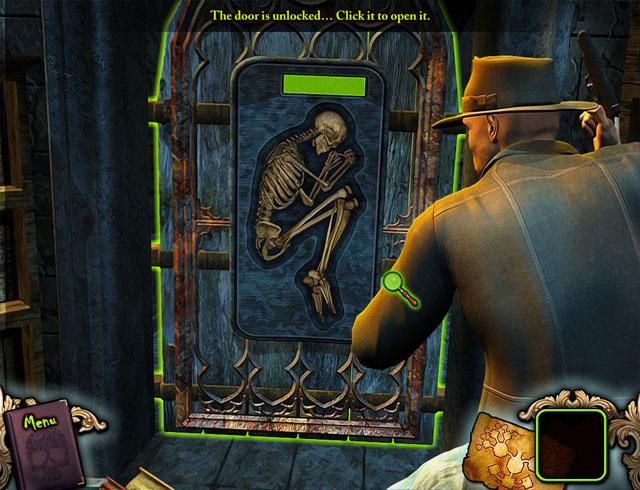 《死亡日记2:时间谎言》是BIGFISH发行的一款恐怖类解谜游戏,虽然游戏名称叫死亡笔记可是跟电影,跟僵尸都没什么关系,但也是一款非常有气氛的恐怖游戏,初入游戏就开始了一段长达5分钟的恐怖录像,虽然与同类作品类似的找图和解谜小游戏相组合的游戏方式,不过游戏采用了固定视角的3D画面,加上恐怖的音效,让玩家很容易就融入到恐怖的世界中。