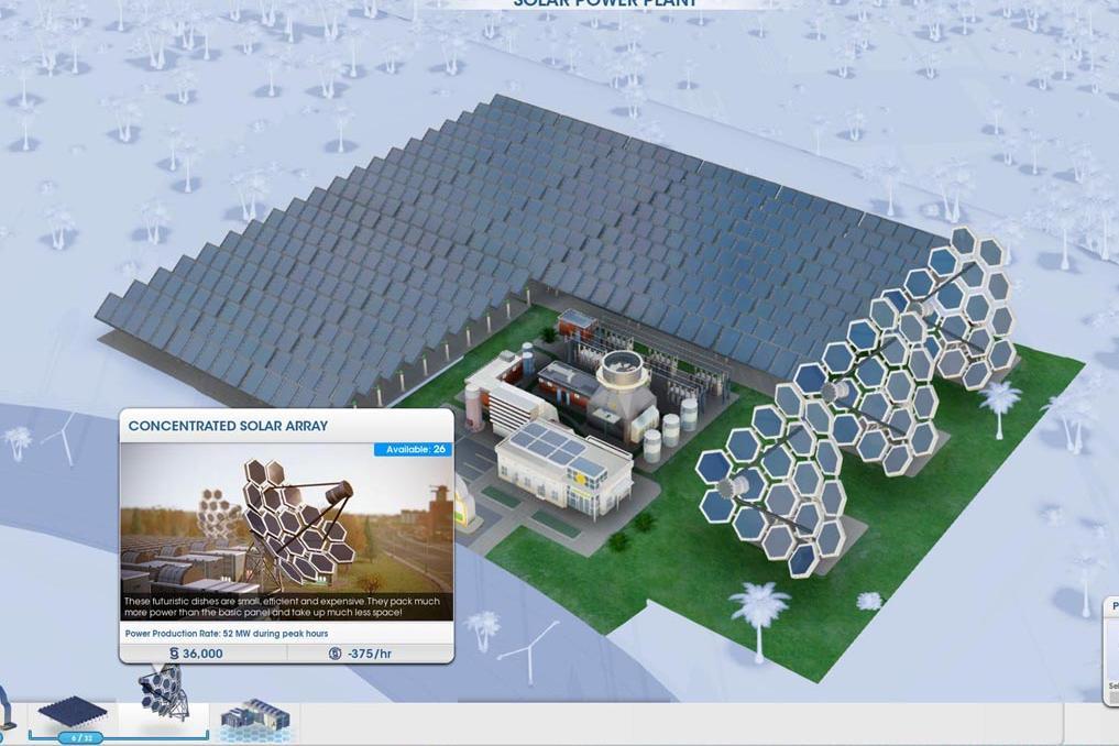 模拟城市5电力系统增强MOD