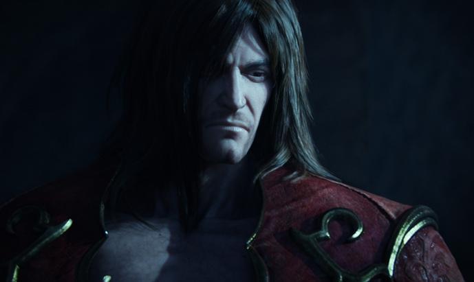 恶魔城:暗影之王2存档 主线通关存档