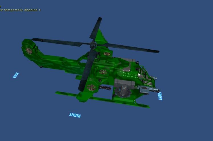 星球探险家直升机MOD