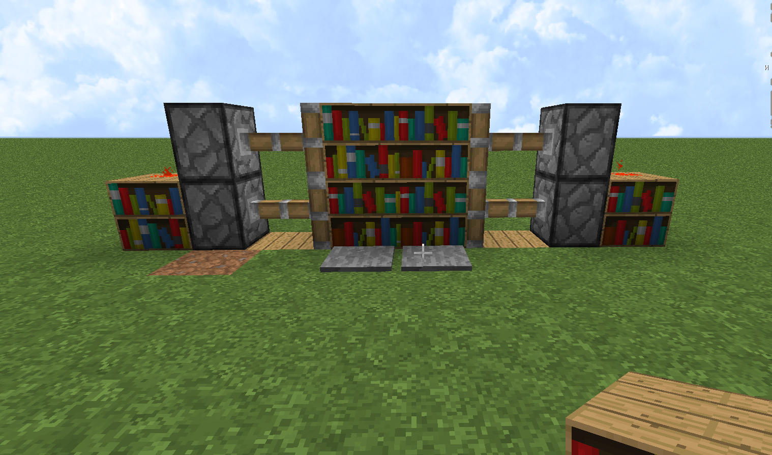 我的世界红石建自动筑制作教程