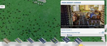 模拟城市5免费道路升级MOD