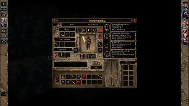 博德之门2:加强版中文汉化版截图6