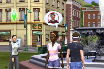 《模拟人生3》游戏截图