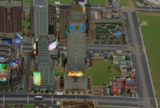 模拟城市5禁止市民开私家车MOD