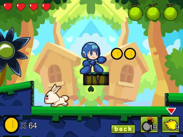 洛克人XP中文版截图3