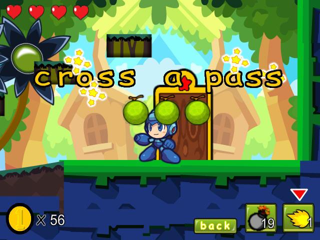 洛克人XP中文版截图2