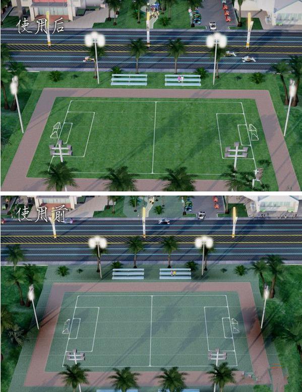 模拟城市5草地美化MOD