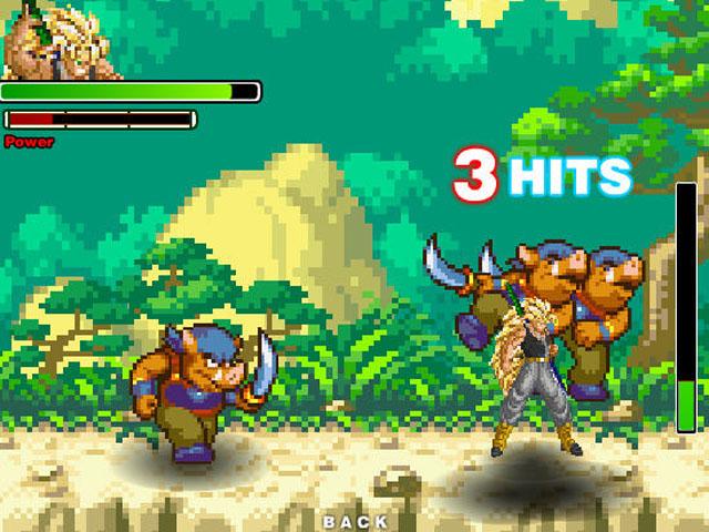 龙珠激斗中文版截图2
