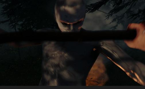 《森林》放出游戏视频 游戏方式独特有趣