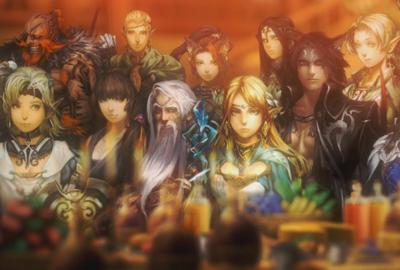 灵族水晶 《剑之街的异邦人》最新截图公布