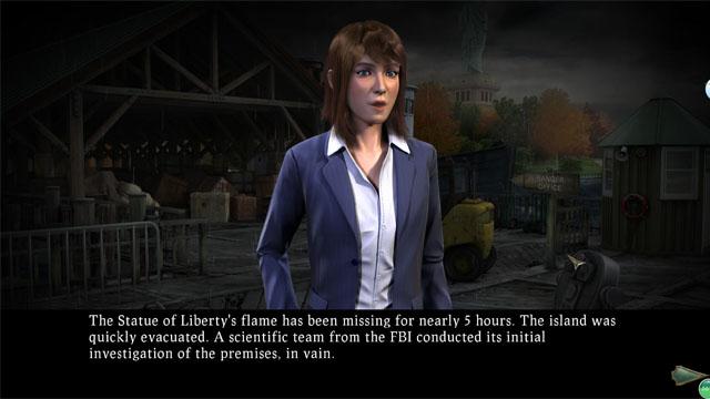 自由女神:消失的象征测试版截图1
